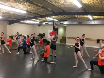 Photo credit: Lake Charles Civic Ballet