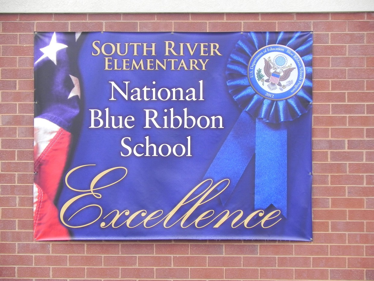 SRES is a National Blue Ribbon School