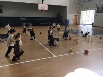bowling in PE