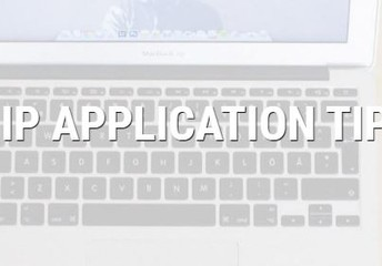 Scholarship Application Tips and Advice