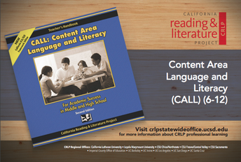 Content Area Language & Literacy (CALL)