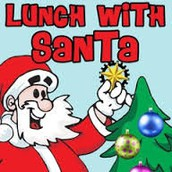 Lunch With Santa - December 3rd