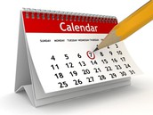 Calendar Additions: