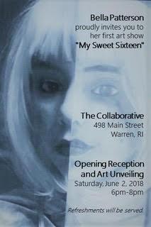 Isabella Patterson hosts art exhibit!