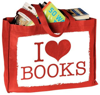 Bag of Books Recipients  Are...