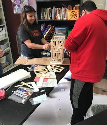 6th Grade Earthquake Project