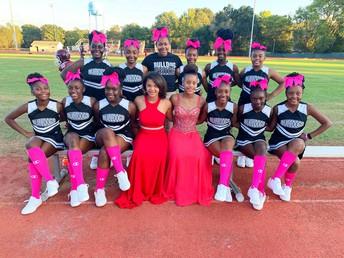 R.B. Hudson's Cheerleaders