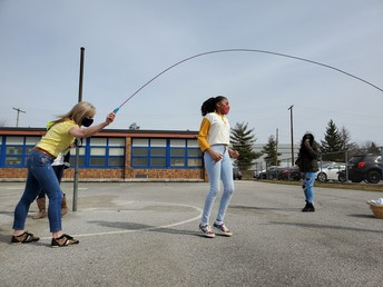 Double Dutch Club with Ms. A