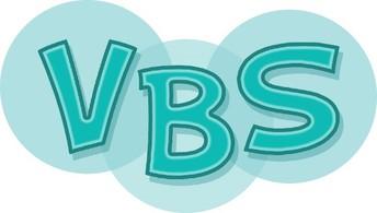 VACATION BIBLE SCHOOL!!!