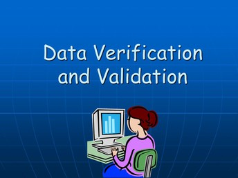 Data Verification Completed?