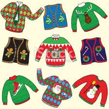 Friday - December 4, 2020 - Material Distribution & Ugly Sweater Spirit Day!