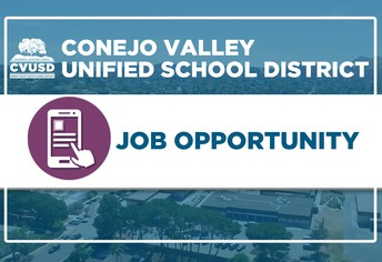 Job Opportunity: Join CVUSD as a Paraeducator!