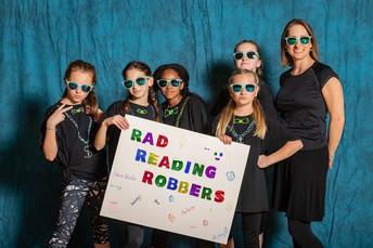 Rad Reading Robbers
