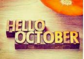 Week of September 28 - October 2