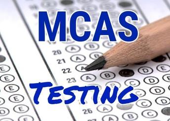 Spring 2021 MCAS Testing Dates for KPMS