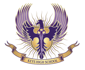 KEYS High School Graduation Announcement