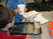 Observation skills of moving water were essential