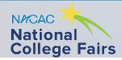 NACAC National College Fair in San Diego