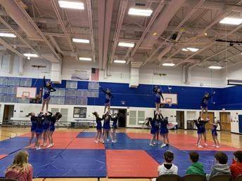 Millburn Competitive Cheerleaders