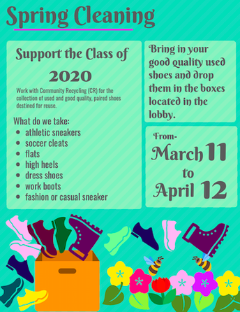 Help Support the Class of 2020