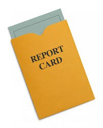Report Cards are PAPERLESS now