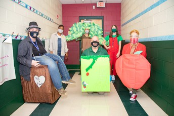 First Grade Teachers--The Giving Tree