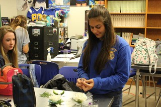 Prom-ising bouquets