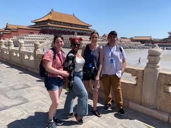 Summer 2019 -China