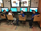 4th Graders Exploring the Databases thru MackInvia