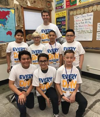 Mr. Stroup's 5th Grade Boys