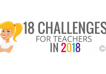 18 Challenges For Teachers in 2018