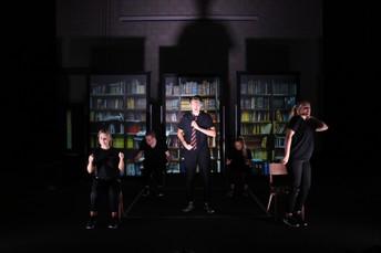 Year 8 Drama Workshop