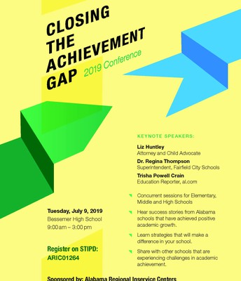 July 9: Closing the Achievement Gap Conference