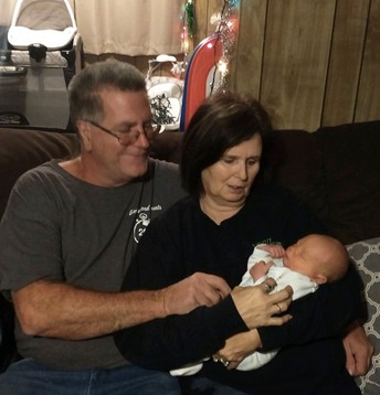 Congratulations to Carl and Annette Wildt on the Birth of Their Grandson