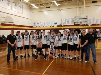 Grade 9 Boys Basketball