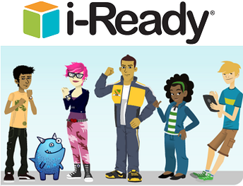 K-5 Students Take on the i-Ready Challenge!