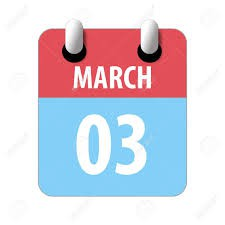 Wednesday, March 3 Asynchronous Learning Day