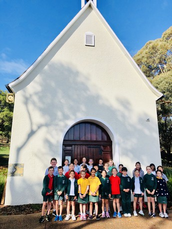 Year Four Visit to Schoenstatt Shrine
