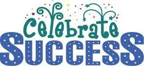 Celebrating Student's Successes