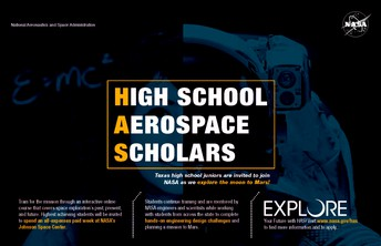 High School Aerospace Scholars