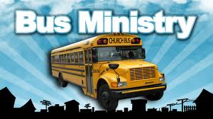 Bus Ministry Help Needed