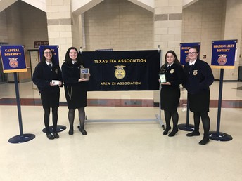 FFA Headed to State