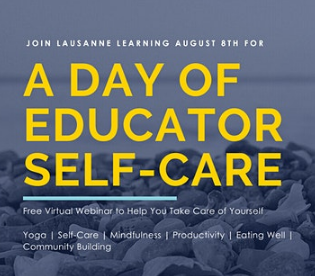 Free Day of Educator Self-Care
