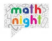 Math Parent Night at Avoca West - October 17th 6:30pm