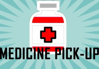ALL AT-SCHOOL MEDICATIONS MUST BE PICKED UP!