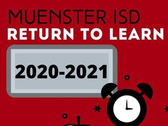 Return to Learn 2020-2021