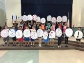 Redburn's Class Making their Mark