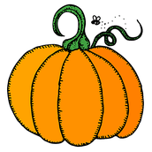 Pumpkin Character Activity and Gallery Walk