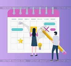 Classroom Schedule Organizer