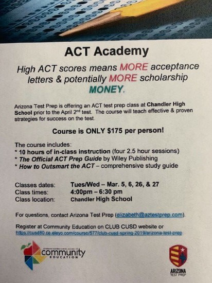 ACT Academy